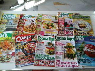 revistas recetas