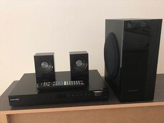 Dvd + Home cinema SAMSUNG