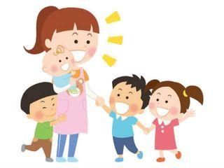 Cuidadora de niños/as