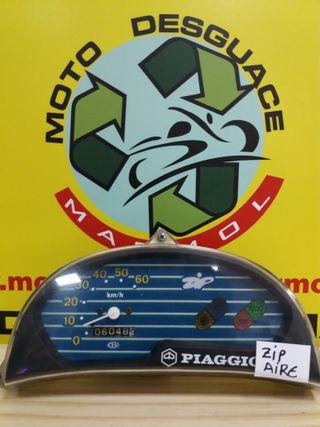 Marcador Piaggio Zip Aire.