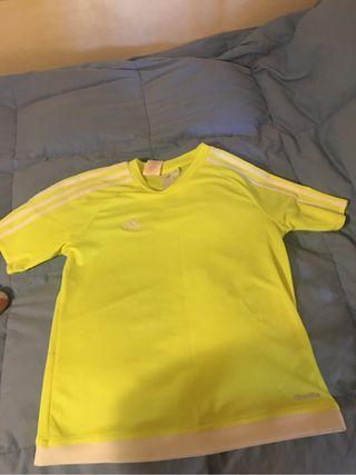 Camiseta adidas niño11/12