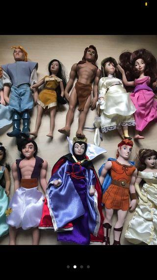 Figuras Disney colección