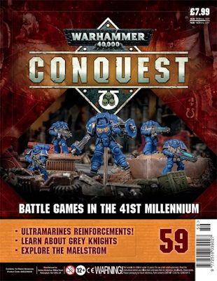 warhammer 40k conquest salvat número 59