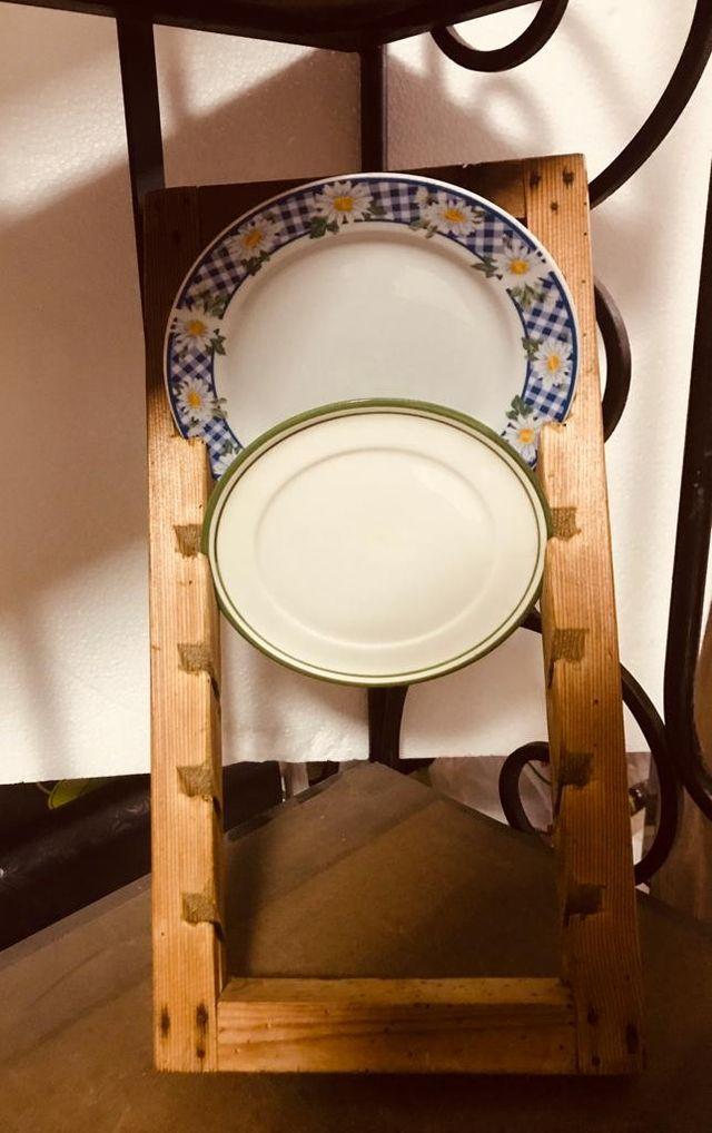 Rastrillo platos