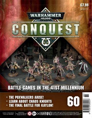 warhammer 40k conquest salvat número 60