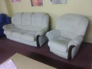 Sofá y sillon