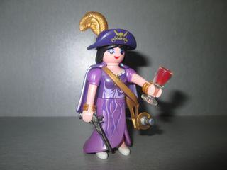 Playmobil. Mujer Pirata.