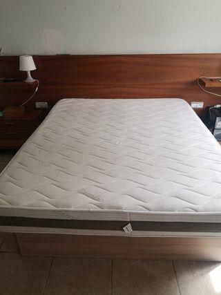 Colchón soja y bambú 160 cm/200 cm