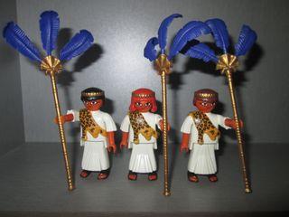 Playmobil. Sirviente Egipcio.