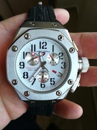 reloj Swiss legend