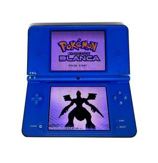 Nintendo DSi XL Azul Oscuro + Cargador