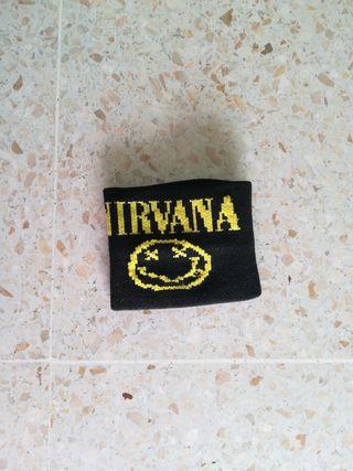 Muñequera Nirvana