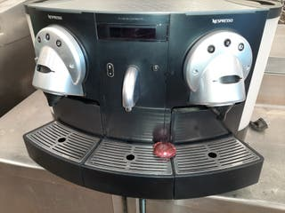 cafetera nespresso prfesional