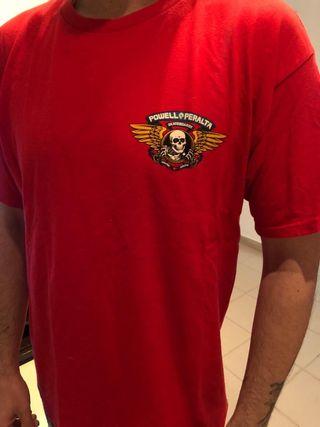Camiseta powell Peralta