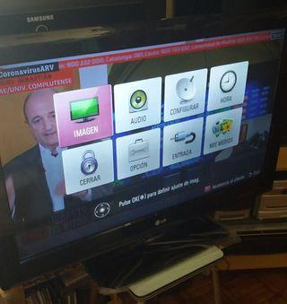 TV LG 32 pulgadas (LED)