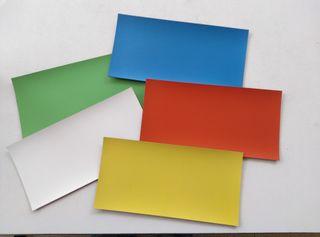 Làmines magnètiques de colors