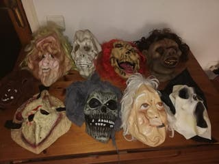 super pack- disfraz: carnaval- Halloween!