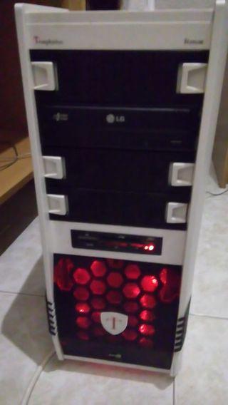 PC i5 3570 12GB RAM GTX 760 Tarjeta Sonido USB