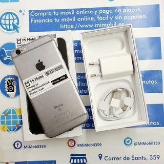 IPHONE 6S 64GB SPACE GRAY- USADO