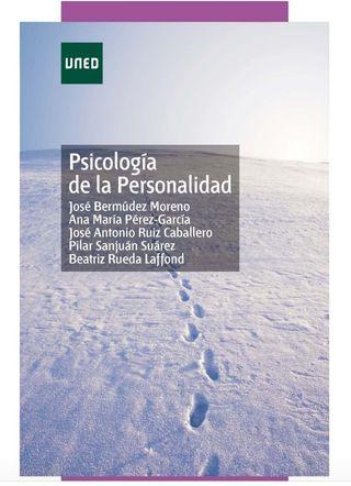 libro psicología de la personalidad. uned