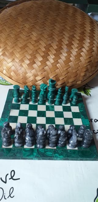 Juego de ajedrez
