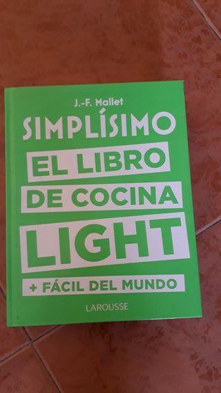 Simplísimo El libro de cocina light + fácil del mu