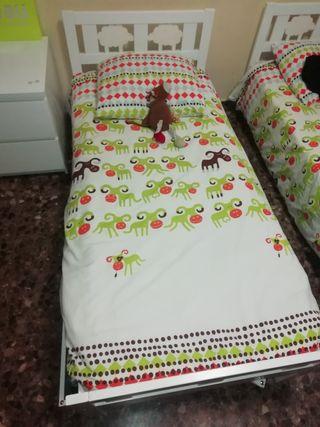 Cama niño Ikea