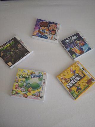 Videojuegos 3DS