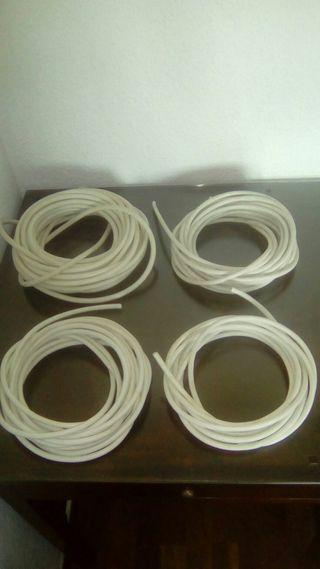 45 metros de cable sin toma de tierra