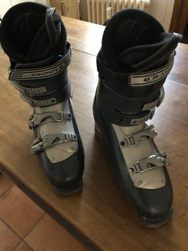 Botas de esquí hombre