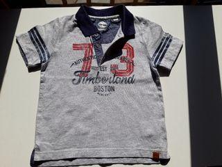 Polo Timberland. 6 años
