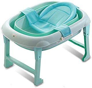 bañera de viaje bebé