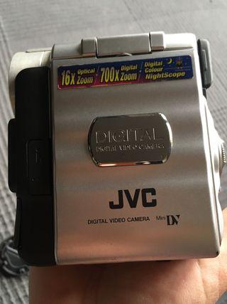 Cámara video JVC
