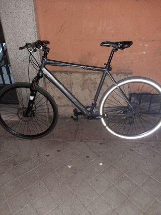 se vende bicicleta BH emotion silvertip