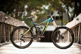 Bici giant glory 2015