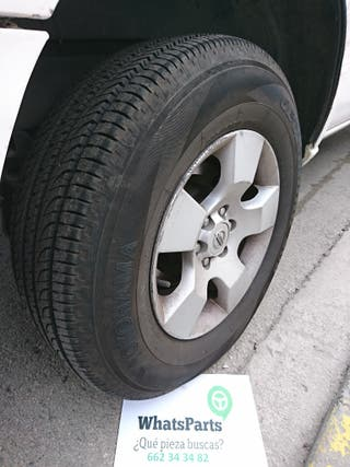 llanta aluminio 16 pulg Nissan Pathfinder Navara