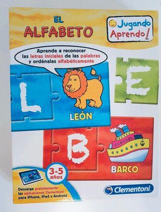 Puzzle EL ALFABETO