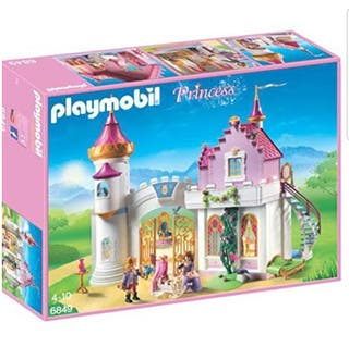 Playmobil 6849 castillo princesas