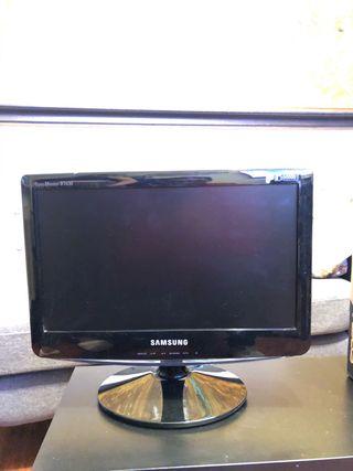 """Monitor SAMSUNG para ordenador 15"""""""