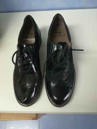 zapatos mujer oxford nuevos