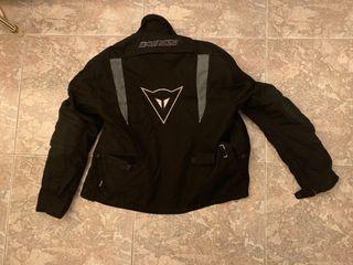 chaqueta moto dainese para hombre