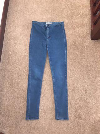 Topshop joni jeans w26 l30 bundle