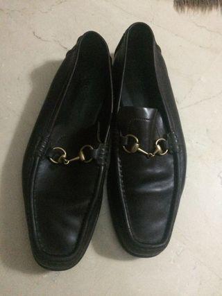 Zapatos de cuero Gucci