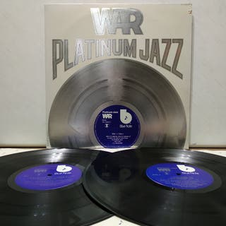 War - Platinum Jazz 1977 USA Gatefold