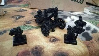 catapulta enana warhammer