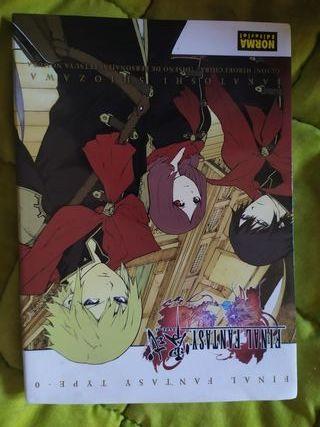 Manga Final Fantasy - Type 0