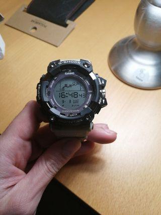 reloj g shock navigation sistem