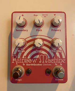 Pedal EarthQuaker Devices Rainbow Machine V1