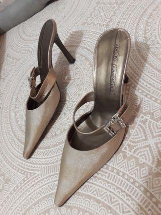 Zapatos de tacón Adolfo Dominguez