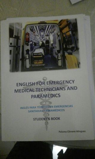 Libro ingles técnico en emergencias sanitarias